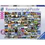 Ravensburger Rompecabezas Lugares Bellos 1000 Piezas
