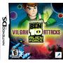 Ben 10 Alien Force Vilgax Attacks - Nintendo Ds