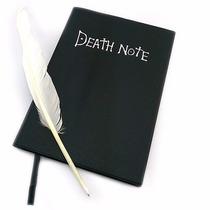 Libreta De Notas Con Pluma , Death Note Cosplay