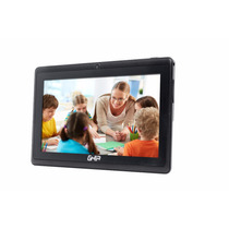 Tablet Ghia 7 Quattro+ 47418 Android 4.4 8gb 1gb Color Rojo
