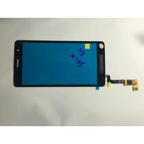 Pantalla Touch Tactil Lg X165 Lg Max Negro