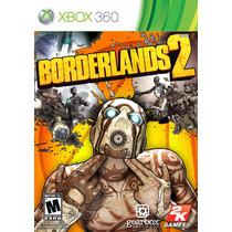 Borderlands 2 Xbox 360 Codigo Descargable