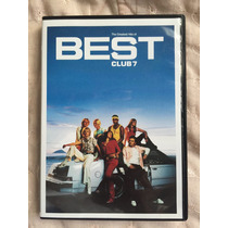 S Club 7 The Best Dvd Video Grafía