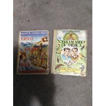 Libros De Lectura 5 Y 6 Año (1960)