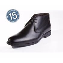 Evolución-zapato Comfort Ternera-60001-negro