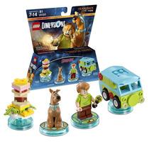 Lego Dimensions Scooby Doo Ninjago Armable En Caja