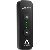 Convertidor Señal Digital Analogo Apogee Groove Usb Portatil