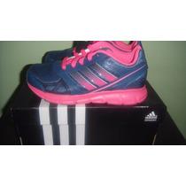 Tenis Adidas Hyperfast Casual D Niña 100% Originales 17y20cm
