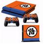 Skin Dragon Ball Z Para Ps4 / Play Station 4