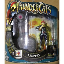 Figura De Accion Thundercats - Lion-o Caricatura 80s T.v.