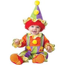 Disfraz De Payaso Para Bebes, Envio Gratis
