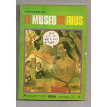 Librocomic El Museo De Rius Duda Ed Posada 1977