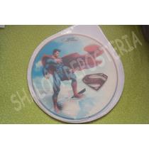 *oblea Comestible Superman Dc Comics Pastel Fondant*
