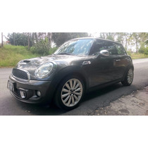 Mini Cooper S Hot Chilli Aut Q/c Gps