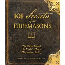 Libro 101 Secretos De Los Masones (inglés)