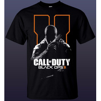 Playera Call Of Duty Black Ops 2