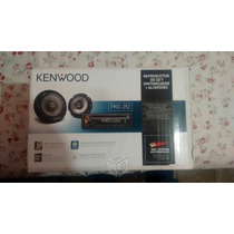 Paquete Autoestereo Kenwood Pkg-252