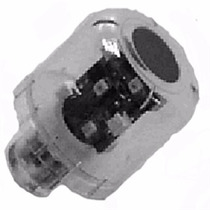 Lampara Led Allen Bradley 855e-ll10 120v Ac Voltage Amber