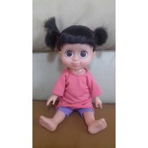 Muñeca Original Disney Boo Monster Inc. Impecable