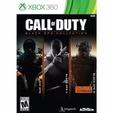 ..:: Call Of Duty Black Ops Collection ::.. Para Xbox 360