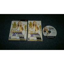 Hanna Montana Spotlingth World Tour Play Station 2