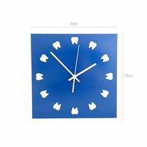 Reloj De Pared Para Odontólogo Regalo Dental Dentista Rj-006