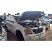 Desarmo O Deshueso Mercedes Benz Ml320 1999 En Partes