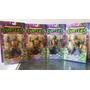 Tortugas Ninja Colección Clásica Reedición De Los 80s Nuevo