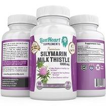La Silimarina Cardo De Leche Suplemento Extracto De Hígado D