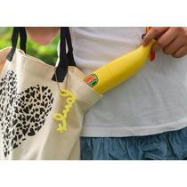 Bonita Sombrilla O Paraguas Con Diseño De Banana