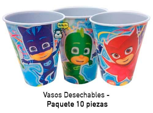 9065518691 Pj Masks Heroes En Pijama Dulceros