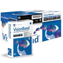 Facia Vision Bond Caja Con 10 Pzas De 100 Hojas C/u