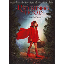 Caperucita Roja,el Cuento Clasico Con Un Toque De Magia Dvd