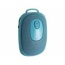 Bocina Bluetooth Portátil Ranura Usb Botón Selfie Vía Smart