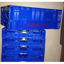 Caja Plástico Industrial Plegable Almacén Ferretería Viaje