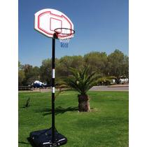Canasta Basketball Basquetbol Altura Ajustable Pro