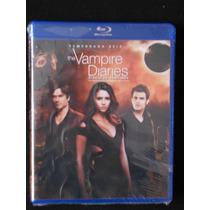 The Vampire Diaries Diario De Vampiros Temporada 6 Bluray