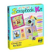 Creatividad Para Niños Es Mi Vida Kit Scrapbook