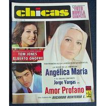Fotonovela, Angelica Maria Y Jorge Vargas