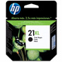 Cartucho De Tinta Hp 21 Xl Negro C9351cl