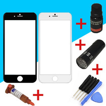 Kit De Instalacion Cristal Iphone 6 Plus El Mas Completo