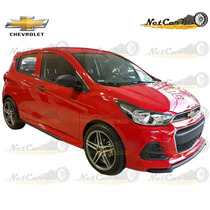 Body Kit Gm Nuevo Spark 2016 Original Poliuretano Garantia