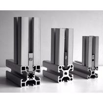 Perfil Industrial De Aluminio Por Metro Lineal 45 X 45
