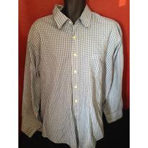 Padrisima Camisa De Vestir Marca Cherokee T.xxl.