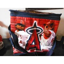 Hielera Termica Anaheim Angels Mlb Baseball Sports Deportes