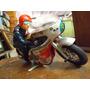 Moto De Lamina Honda Marca T.p.s. Japonesa De Los 60s