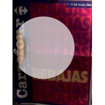 Antigua Propaganda Tienda Carrefour Mexico Año 2002 Unica!!
