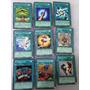 Carta Yu-gi-oh Primera Edicion Verdes Varias Magic Y Spell