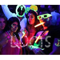 Maquillaje Neon Glow Fluorescente Body Paint Lucis