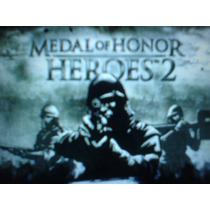 Medalla De Honor Heroes 2 Umd De Psp Slim O Fat Solo Umd